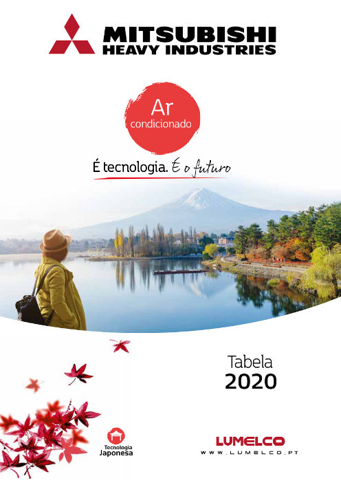 Tabela Climatização 2020